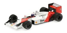 Minichamps F1 McLaren Honda MP4-4 Alain Prost 1/43 Winner Brazilian GP 1988