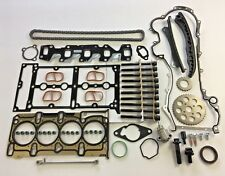 TIMING CHAIN KIT HEAD GASKET SET BOLTS FOR 1.3 CDTi HDi ASTRA CORSA NEMO BIPPER