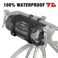 Roswheel Bicycle Bag Waterproof Front Tube Cycling MTB Road Bike Handlebar Bag