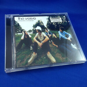 THE VERVE: Urban Hymns (BRAND NEW!!! 1997 AUSTRALIAN FIRST PRESSING CD HUT 45)