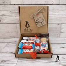 PETITE Kinder Chocolate Hamper Selection Mix Gift Box Present Treat Personalised