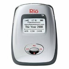 Collectible Rare New Sealed - Rio Carbon 5 GB MP3 Player