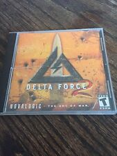 Delta Force 2 The Art Of War PC CD 1999 PC3