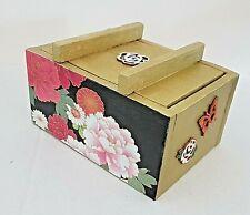 Handcrafted Oriental Style Keepsake Box