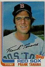 1982 Topps Frank Tanana #792 Baseball Card