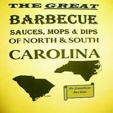 BBQ SAUCES MOPS/DIPS NORTH/SOUTH CAROLINA Cookbook@!--