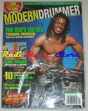 MODERN DRUMMER Magazine SEALED Set 2008 Thomas Pridgen Brechtlein on Gadd No cd