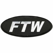 FU*K THE WORLD PATCHES, EMBROIDERED PATCHES,BIKER PATCHES,FUNNY PATCHES