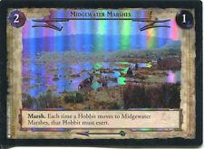 Lord Of The Rings CCG FotR Foil Card 1.U332 Midgewater Marshes
