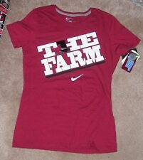 NEW NCAA Stanford Cardinal Women Ladies XS Extra Small XS FITTED NIKE NEW NWT