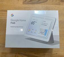 Google Home Hub - Chalk Smart Home Nest Assistant Calendar Maps Screen WiFi New