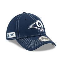 Los Angeles Rams Cap  NFL Football New Era 39thirty Sideline M / L   Flex