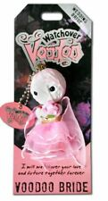"Watchover ""Voodoo Bride"" Voodoo Doll Keyring Keychain Christmas Gift Collectable"