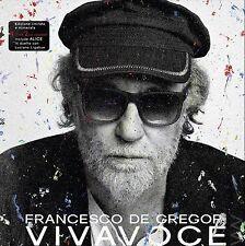 Francesco De Gregori-Vivavoce Box Vinile limitato LP nuovo album/disco sigillato