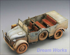 Award Winner Built Tamiya 1/35 German''s Steyr 1500A Commander car +Interior