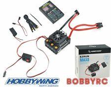Hobbywing EZRun Max8 V3 Waterproof Brushless ESC w/Traxxas Plug RC Car