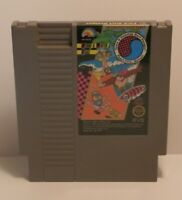 Tested T & AND C SURF DESIGNS WOOD WATER RAGE NINTENDO GAME NES