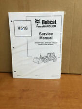 Bobcat V518 Telehandler Service Manual Shop Repair Book 3 Part Number # 6902756
