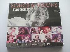 Songs & Visions - Spectacular 2CD ROD STEWART JON BON JOVI CHAKA KHAN LIVE 1997
