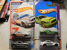 Hot Wheels Ford Shelby GT-500 GT350R SUPERSNAKE SUPER SNAKE SHOWROOM CIRCUIT
