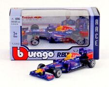 Red Bull Rb9 Die-cast Toy Vettel Car Formula One World Championship Scale 1 43