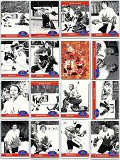 1991-92 FUTURE TRENDS '72 CANADA CUP COMPLETE 101 Card Oddball Set Lot Orr Rare