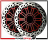 Coppia Dischi Freno Anteriori Discacciati FDR152L Light Ducati ST2