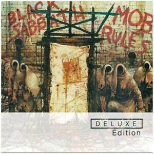 Black Sabbath - Mob Rules Deluxe Edition NEW 2 x CD