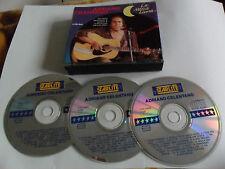 ADRIANO CELENTANO - La Mezza Luna (3CD FAT BOX 1988)