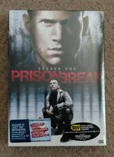 Prison Break Season 1 (DVD, 2009, 6-Disc Set) with Best Buy EXCLUSIVE Bonus DVD