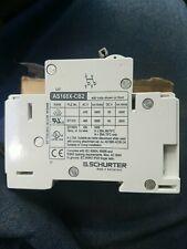 Schurter As168X-Cb2 H100 10 Amp Circuit Breaker 2 Pole As168X-Cb2-H100