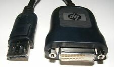 10X Hewlett Packard HP DisplayPort to DVI-D Adapter FH973AT