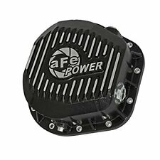 aFe Power 46-70022 Ford F-250/F-350 Rear Differential Cover (Machined; Pro Serie