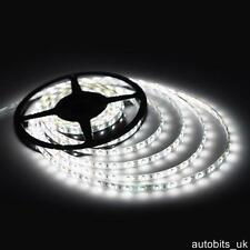 24V 5M WHITE LED SMD STRIP RIBBON BRIGHT PLINTH LIGHT WATERPROOF LIGHTING NEW
