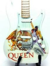 Queen Freddie Mercury Tribute Miniature Guitar (UK SELLER)