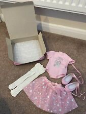 DESIGN A FRIEND Doll Outfit Ballet Boxed (20) a