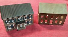 HO scale 1780s Random Stone building - RARE - ONLY 6 EVER CAST
