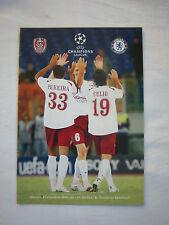 Orig.PRG   Champions League  2008/09   CFR CLUJ - CHELSEA FC  !!  SELTEN