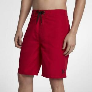 """Hurley Men's One and Only 2.0 21"""" Boardshorts"""