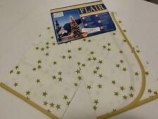 Quadratische Tischdecken mit Weihnachts-Muster aus 100% Baumwolle