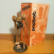 Popbot Kitty Popbot Polystone Statue Ashley Wood 3A ThreeA Sideshow Exclus AS IS