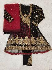 Pakistani indian party formal bridal salwar kameez dress