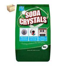 Crystals Soda Washing 1kg Kitchen Sink Drains Clothes