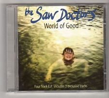 (FZ754) The Saw Doctors, World of Good - 1996 CD