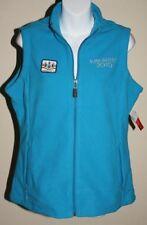 Vancouver 2010 Winter Olympic Volunteers Fleece Vest Jacket Clothes Women's L