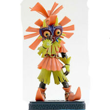 NEW The legend of Zelda Majora's Mask 3D Collectible Action Figure Toy Collector