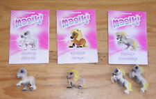 Lot de 4 figurines Magiki