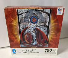 Ceaco Nene Thomas Wisdom Dragon Witch 750 Piece Jigsaw Puzzle