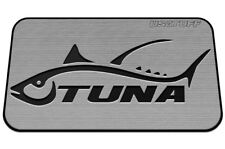 USATuff - YETI Cooler Pad - Fits 105qt - Multi-layer Tuna Name - Gray Black