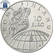 Stempelglanz Münzen aus Finnland nach Euro-Einführung